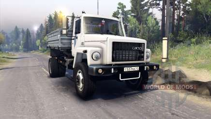 GAS-SAZ-2506 para Spin Tires