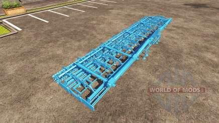 Lemken Kompaktor 1500L para Farming Simulator 2013