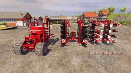 Horsch SW 3500S Pronto 6AS Maistro RC para Farming Simulator 2013