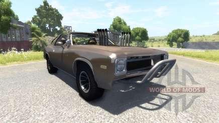 Bruckell Moonhawk [pack] para BeamNG Drive