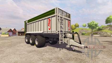 Fliegl 371 Bull para Farming Simulator 2013