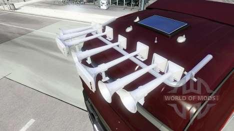 Nueva hooters para Euro Truck Simulator 2