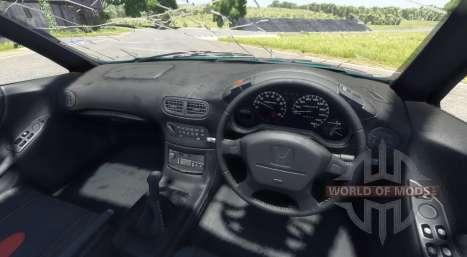 Honda CR-X del Sol SiR v1.1 para BeamNG Drive