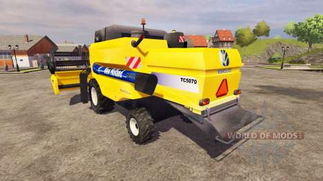 New Holland TC5070 v1.2 para Farming Simulator 2013
