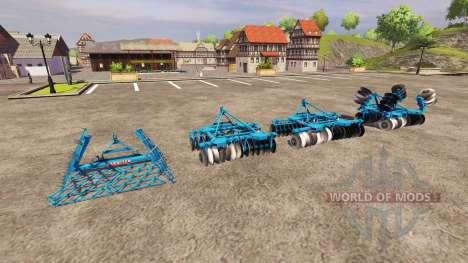 Parmiter Disc [pack] para Farming Simulator 2013
