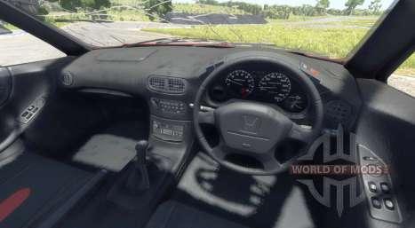 Honda CR-X del Sol SiR para BeamNG Drive