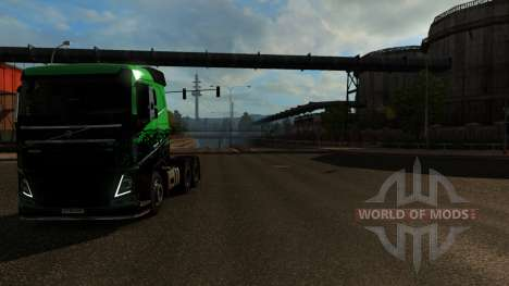 Mapa De Europa - Mario Mapa para Euro Truck Simulator 2