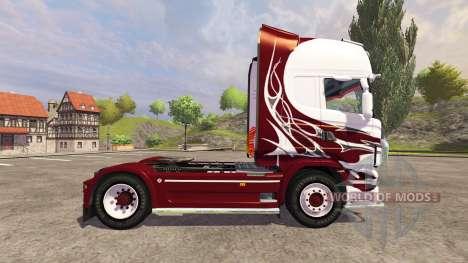 Scania R560 para Farming Simulator 2013