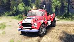 ZIL-130 4x4 de autocross [13.04.15]