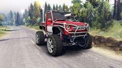 Mercedes-Benz G Bog Beast