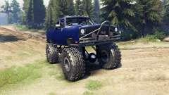 Dodge D200 blue
