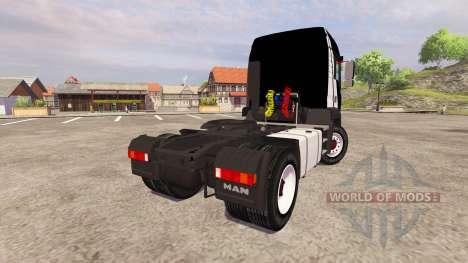 MAN TGS para Farming Simulator 2013