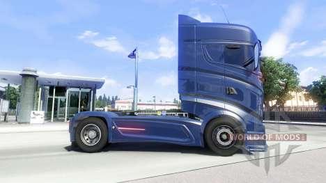 Scania R1000 Concept v2.2 para Euro Truck Simulator 2