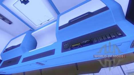 Nuevo interior en Volvo trucks para Euro Truck Simulator 2