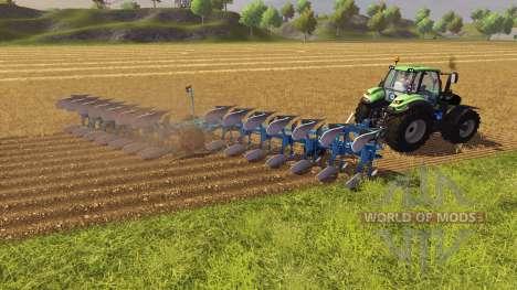 Lemken VariTitan para Farming Simulator 2013
