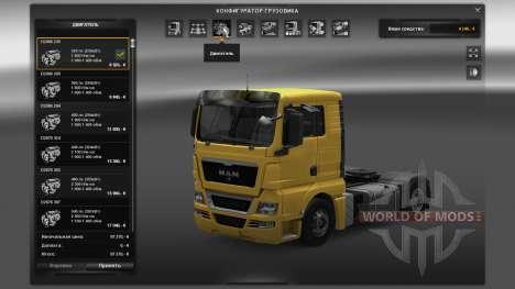 Todos desbloqueados v1.4 para Euro Truck Simulator 2