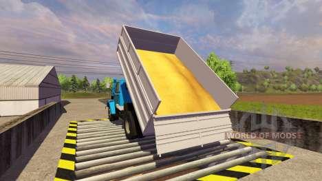 GAZ-3307 v2.0 para Farming Simulator 2013