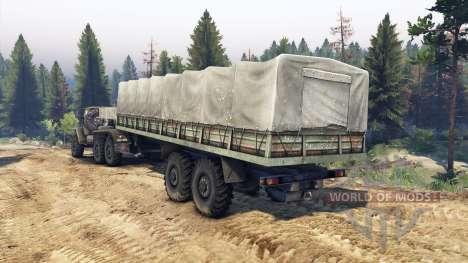 Ural-380 C.-862 para Spin Tires
