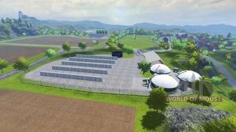 Stiffi Map v2.0 para Farming Simulator 2013