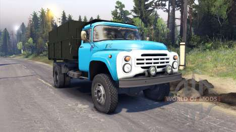 ZIL-130 para Spin Tires