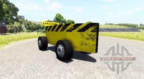 Crashmobil para BeamNG Drive