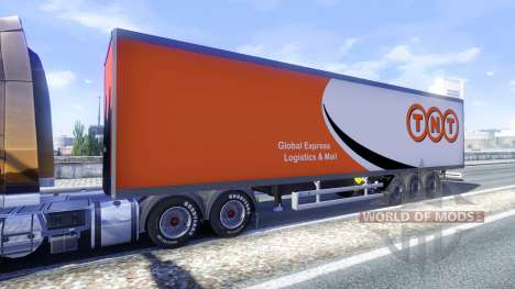 Semirremolque Narko para Euro Truck Simulator 2