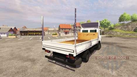 MAZ-4370 v2.0 para Farming Simulator 2013