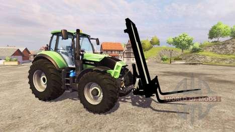 Carretilla elevadora para Farming Simulator 2013