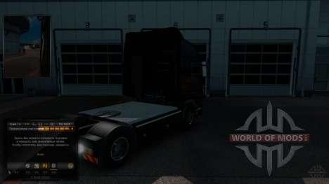 Mod para el dinero para Euro Truck Simulator 2