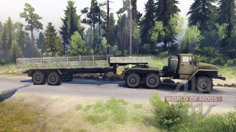 Ural-380 C.-862K para Spin Tires