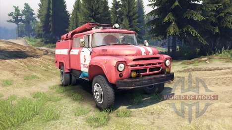 ZIL-130 AC-40 para Spin Tires