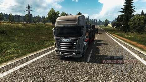 SweetFX v2.0 para Euro Truck Simulator 2