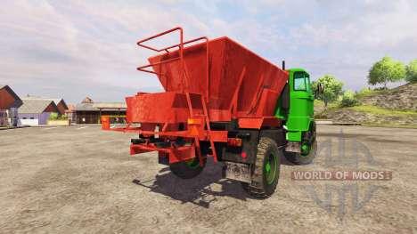 IFA W50L Tornado para Farming Simulator 2013