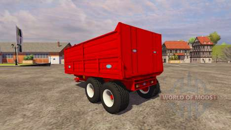 Johnston Grain para Farming Simulator 2013