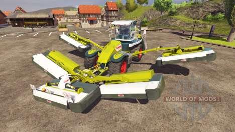 CLAAS Cougar 1400 para Farming Simulator 2013