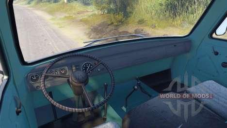 UAZ-3962 para Spin Tires