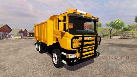 Scania P380 para Farming Simulator 2013