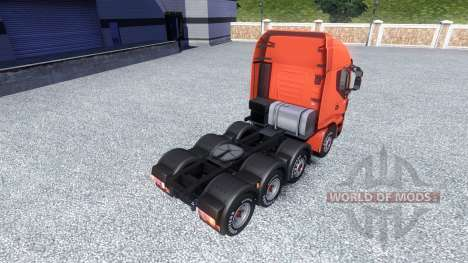 Iveco Stralis Hi-Way 8X4 para Euro Truck Simulator 2