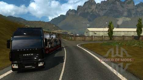 Trucksim Map v6.0 para Euro Truck Simulator 2
