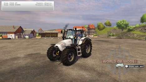 El motor limitador de velocidad para Farming Simulator 2013