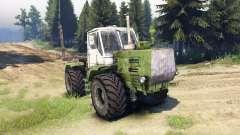 T-150K de madera
