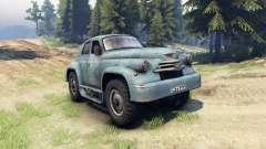 GAZ-M-20 Victoria personalizado