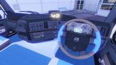 Nuevo interior en Volvo trucks