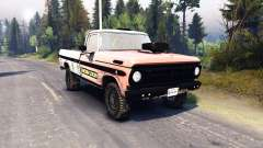 Ford F-100 custom PJ2