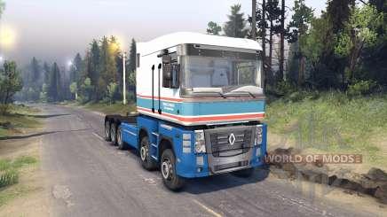 Renault Magnum para Spin Tires