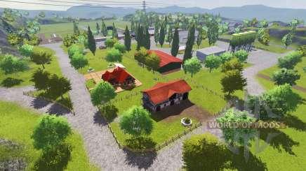 Hagestedt v1.1 para Farming Simulator 2013