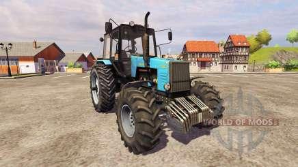 MTZ-W para Farming Simulator 2013
