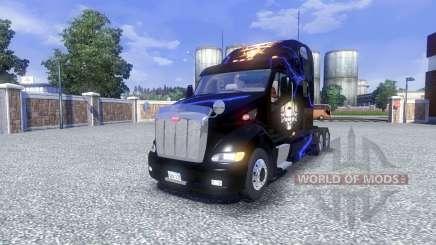 Peterbilt 378 Final para Euro Truck Simulator 2