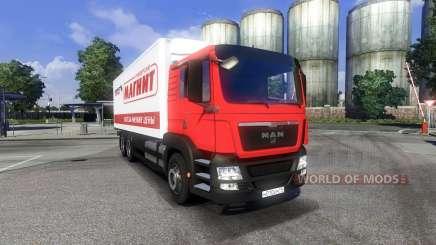 TGS Tándem Imán para Euro Truck Simulator 2
