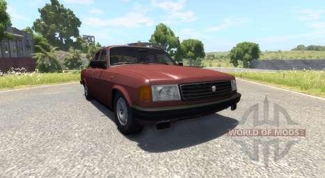 GAZ-31029 Volga para BeamNG Drive
